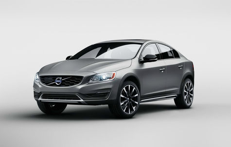Volvo S60 Cross Country (2015-2018)