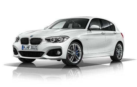 BMW Seria 1 facelift (2015 - prezent)