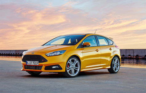 Ford Focus ST -
