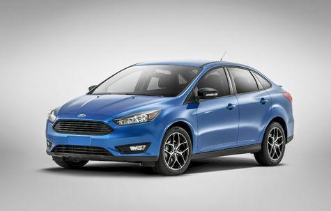 Ford Focus 4 usi