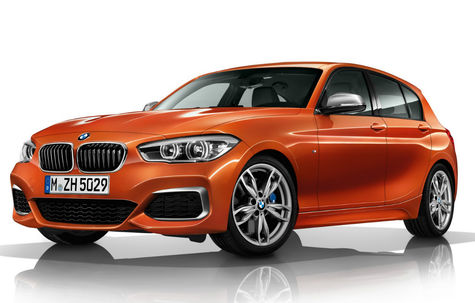 BMW M140i facelift (2015-2017)