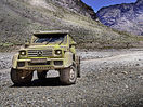 Poza 5 Mercedes-Benz G 500 4x4² Concept