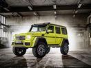 Poze Mercedes-Benz G 500 4x4² Concept