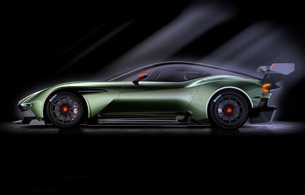Cel mai scump Vulcan din lume se vinde în America: proprietarul cere 3.4 milioane de dolari pe modelul Aston Martin - Poza 2