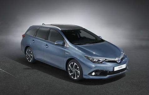 Toyota Auris Touring Sports facelift