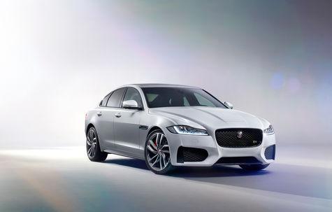 Jaguar XF (2015-2018)