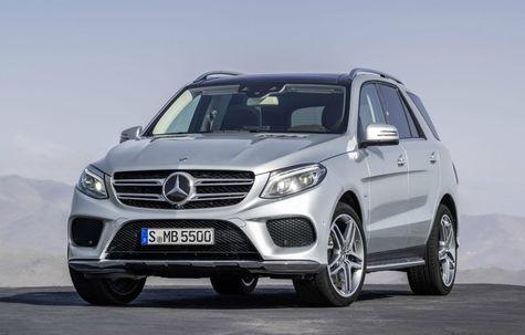 Mercedes-Benz GLE (2015-prezent)
