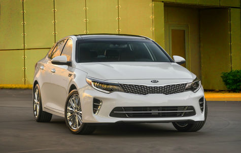 Kia Optima (US)