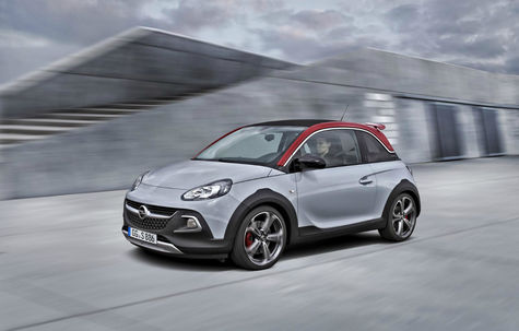 Opel Adam Rocks S -