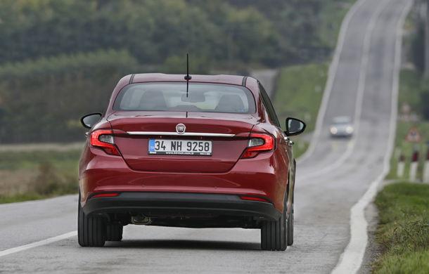Un nou sedan compact se lansează în România. Noul Fiat Tipo pleacă de la 12.200 de euro, dar vine cu o promoție de lansare - Poza 2