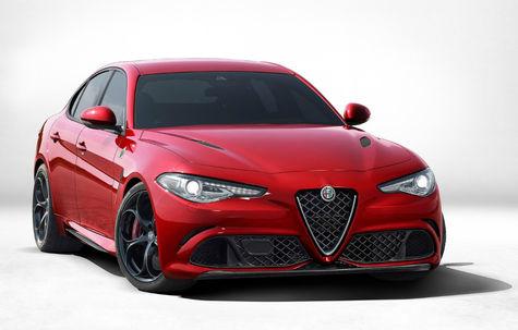 Alfa Romeo Giulia QV -