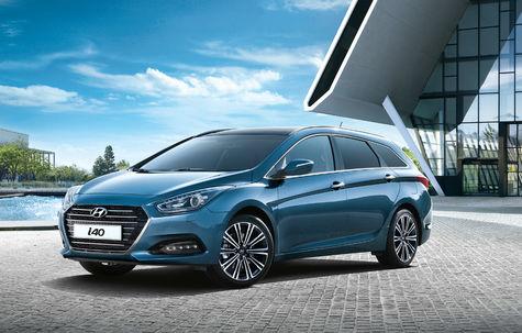 Hyundai i40 CW facelift
