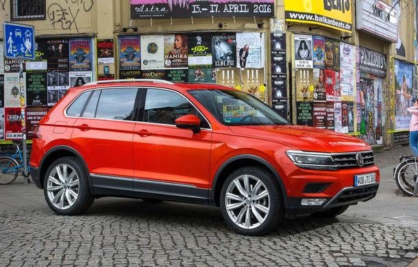 Prețuri agresive pentru noul VW Tiguan în România: start de la 24.900 de euro pentru 2.0 TDI de 150 CP - Poza 2