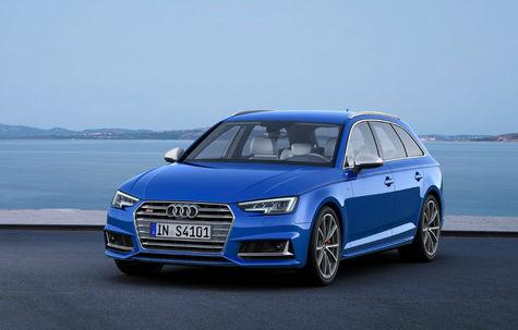 Audi S4 Avant -