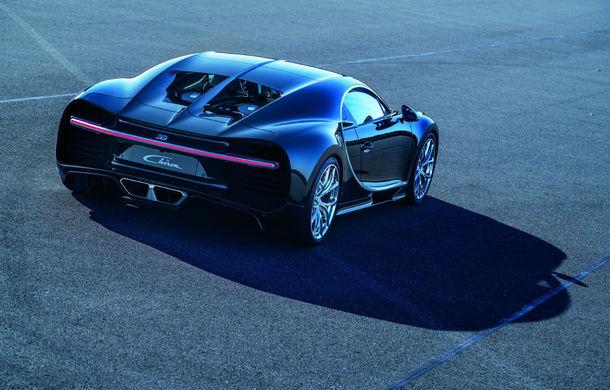 Bugatti Chiron a reușit o performanță impresionantă: 0-400-0 km/h în doar 42 de secunde (UPDATE VIDEO) - Poza 8