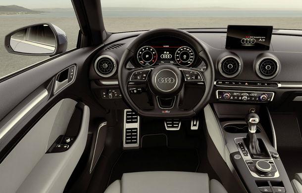 Noua generație Audi A3 se lanseză în 2019, însă fără varianta cu trei uși - Poza 2