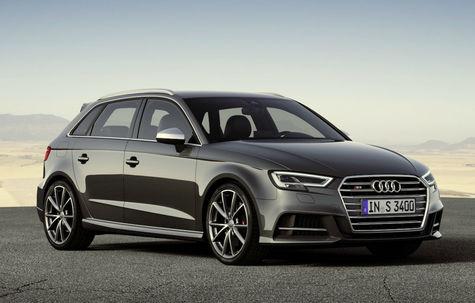 Audi S3 Sportback facelift