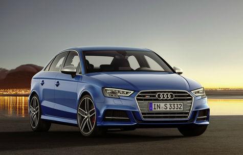 Audi S3 Sedan facelift