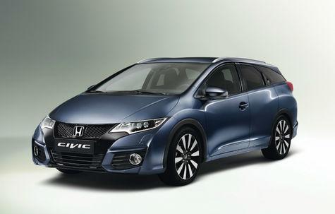 Honda Civic Tourer facelift