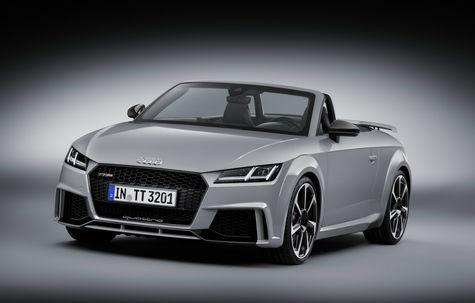 Audi TT RS Roadster -