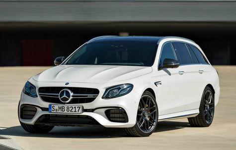 Mercedes-Benz E AMG Estate