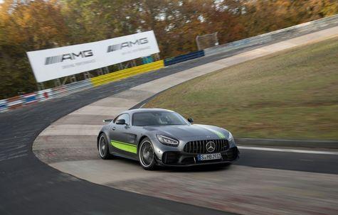Mercedes-Benz AMG GT R Pro facelift