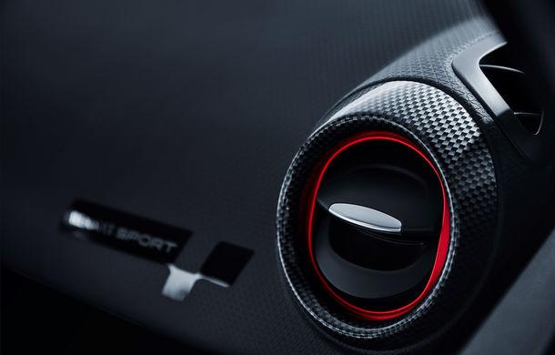 Tratament de întinerire: Renault Clio RS facelift se prezintă - Poza 2