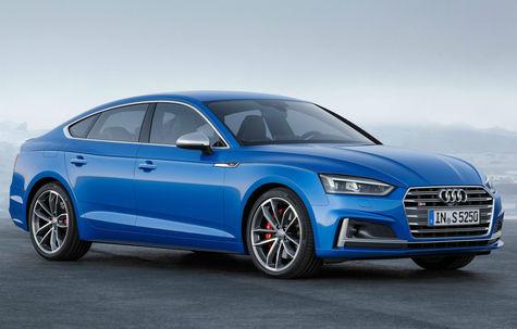 Audi S5 Sportback -