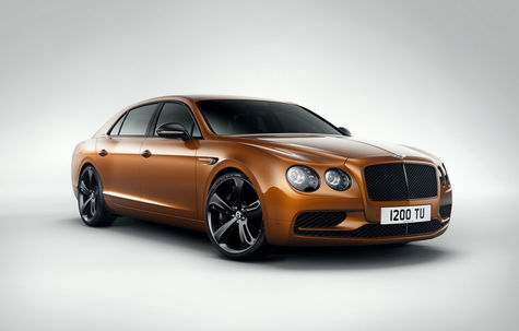 Bentley Flying Spur W12S