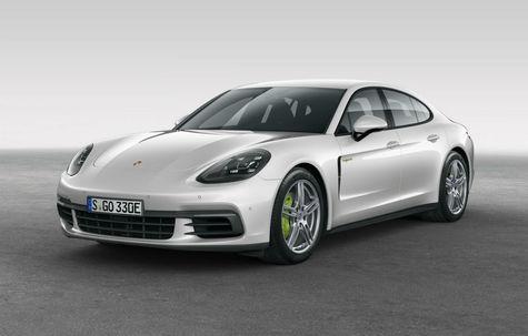 Porsche Panamera e-Hybrid -