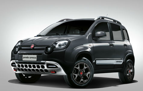 Fiat Panda Cross facelift