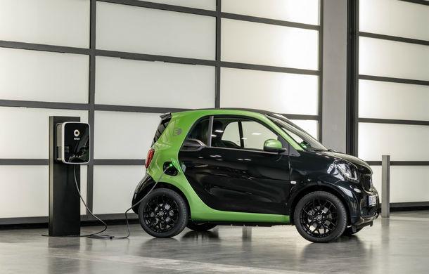 Smart începe ofensiva electrică și în România: Fortwo Electric Drive poate fi comandat începând cu 22.100 de euro - Poza 2