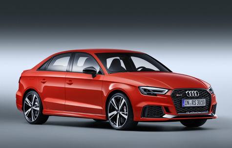Audi RS3 Sedan -