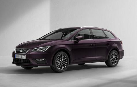 SEAT Leon ST facelift
