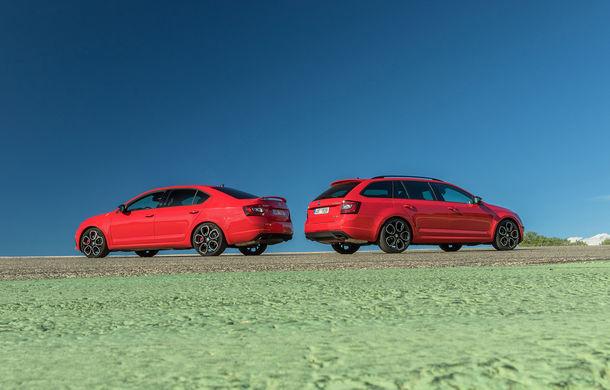 Tot ce trebuie să știi despre noua Skoda Octavia facelift și versiunile sale - Poza 2