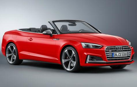 Audi S5 Cabriolet -