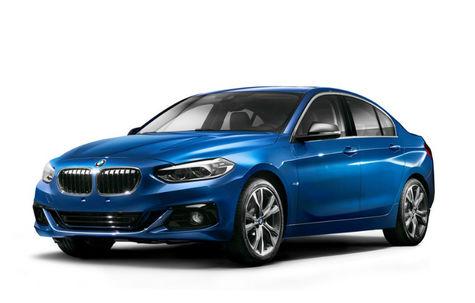 BMW Seria 1 Sedan