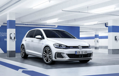 Volkswagen Golf GTE facelift