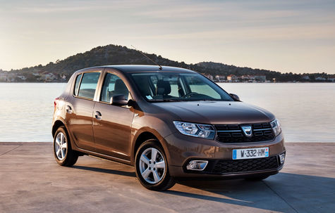 Dacia Dacia Sandero facelift