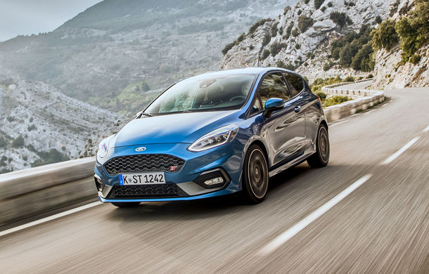 Noua generație Ford Fiesta este disponibilă în România: prețurile încep de la 11.900 de euro - Poza 2