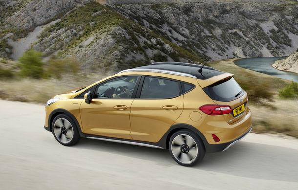 Prețuri Ford Fiesta Active în România: start de la 15.650 de euro pentru rivalul lui Dacia Sandero Stepway - Poza 2
