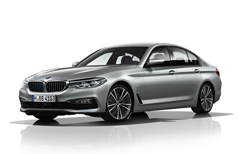 BMW Seria 5 Hybrid
