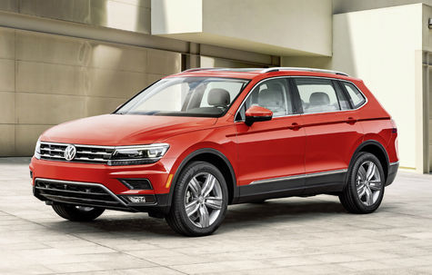 Volkswagen Tiguan SUA
