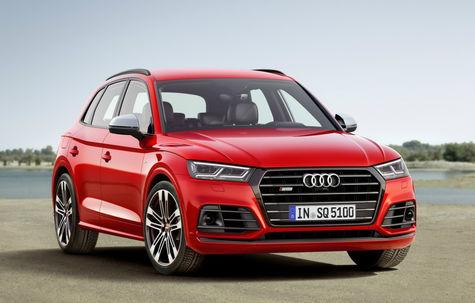 Audi SQ5 -