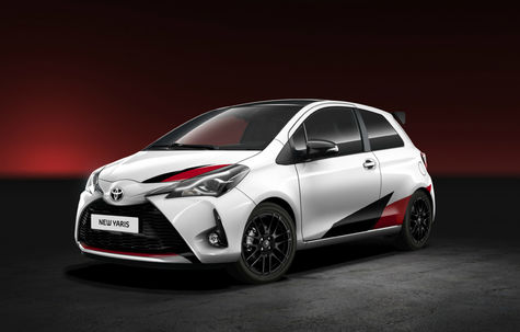 Toyota Yaris GRMN -