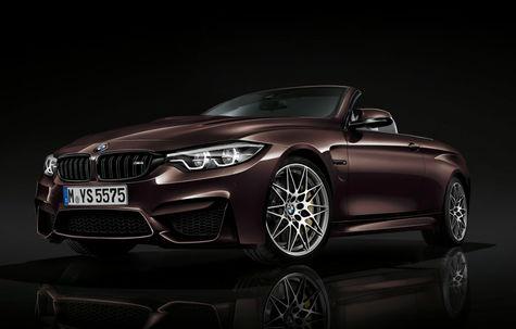 BMW M4 Cabriolet facelift -