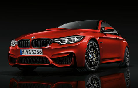 BMW M4 Coupe facelift -