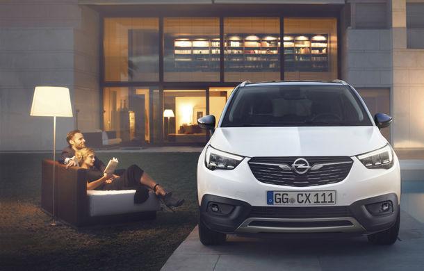 Opel Crossland X: acum și în versiunea cu GPL - Poza 2