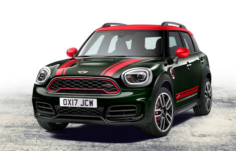 MINI Countryman JCW -