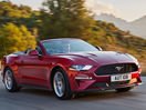 Poze Ford Mustang Convertible facelift